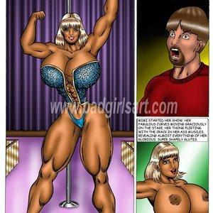 Bad Girls Art Comics Mimi Blackmailed gallery image-003