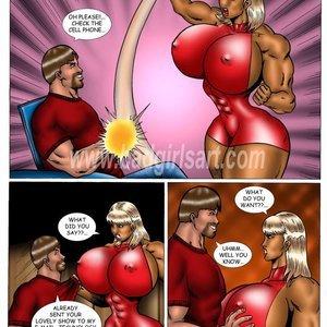 Bad Girls Art Comics Mimi Blackmailed gallery image-007