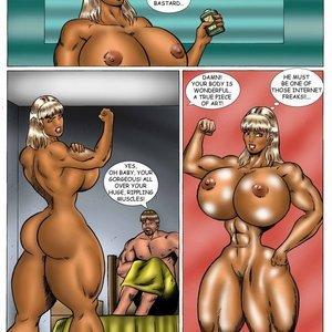 Bad Girls Art Comics Mimi Blackmailed gallery image-009