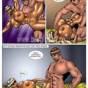 Bad Girls Art Comics Mimi Blackmailed gallery image-011