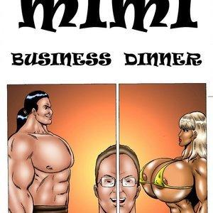 Bad Girls Art Comics Mimi Business Dinner gallery image-002