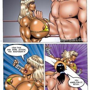 Bad Girls Art Comics Mimi Business Dinner gallery image-003