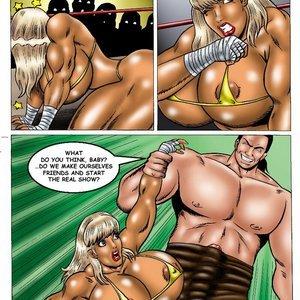 Bad Girls Art Comics Mimi Business Dinner gallery image-004