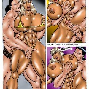 Bad Girls Art Comics Mimi Business Dinner gallery image-005