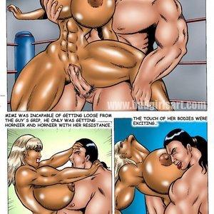 Bad Girls Art Comics Mimi Business Dinner gallery image-006