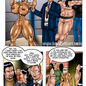 Bad Girls Art Comics Mimi Business Dinner gallery image-009
