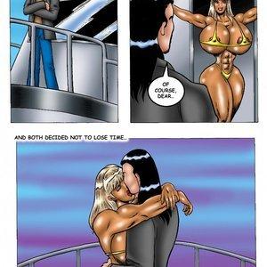 Bad Girls Art Comics Mimi Business Dinner gallery image-011