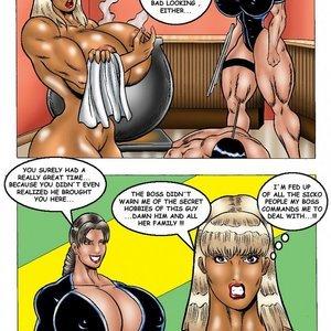 Bad Girls Art Comics Mimi Business Dinner gallery image-017