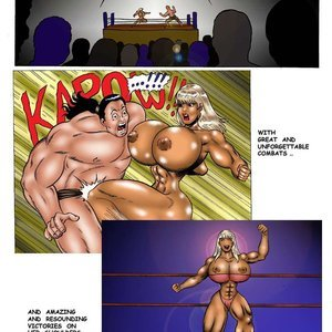 Bad Girls Art Comics Not So Easy Money gallery image-002