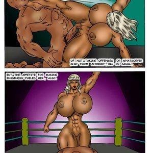 Bad Girls Art Comics Not So Easy Money gallery image-005