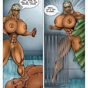 Bad Girls Art Comics Not So Easy Money gallery image-015