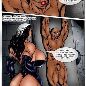 Bad Girls Art Comics Not So Easy Money gallery image-017
