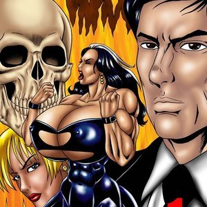 RS Machismo (Bad Girls Art Comics) thumbnail
