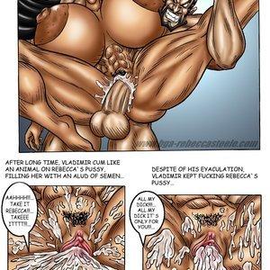 Bad Girls Art Comics Rebeca Steele - The Bloodiest Night gallery image-011