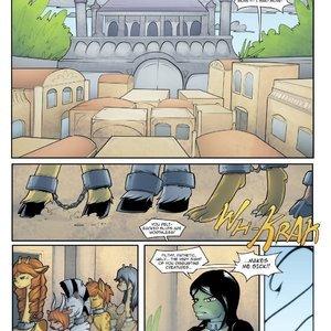 A Handmaiden's Tale (BakuHaku & Linty Comics) thumbnail