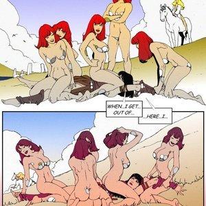 BarbarianBabes Comics The Bridge gallery image-003