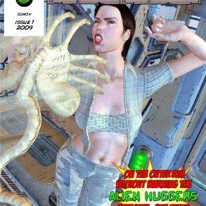 Alien Breeders - Issue 1 comic 001 image
