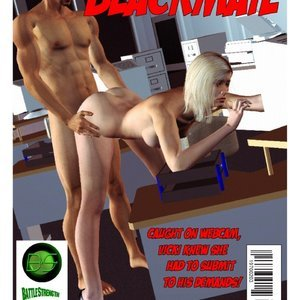 Blackmail - Issue 1 comic 001 image