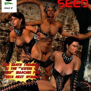 Demon Seed - Issue 3 comic 001 image
