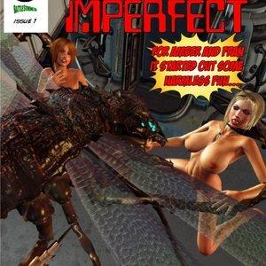 Future Imperfect comic 001 image
