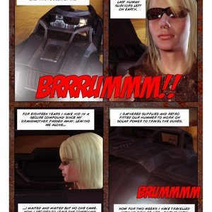 Hell World comic 001 image