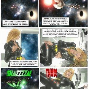 Killer Blonde - Issue 1 comic 001 image