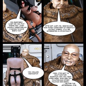 Knightwatch - Issue 12 comic 001 image