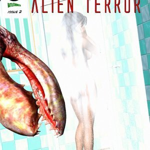 Tales of Alien Terror - Issue 2 comic 001 image