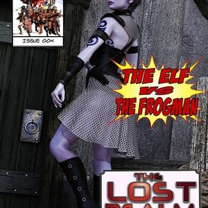 The Lost Realm - Issue 4 comic 001 image