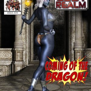 The Lost Realm - Issue 5 comic 001 image