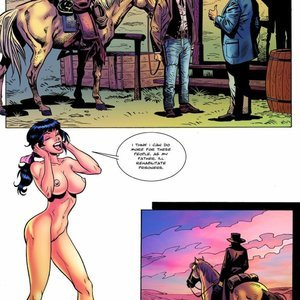 Spell Sioux – Issue 3 Bimbo Story Club Comics