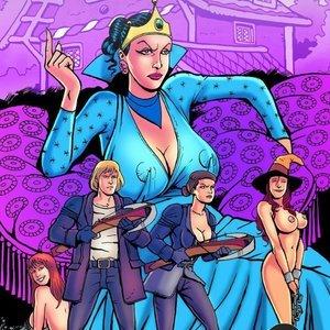 Witch Hunters – Issue 1 Bimbo Story Club Comics