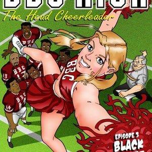 BBC High Cheerleaders – Issue 3 Blacknwhite Comics