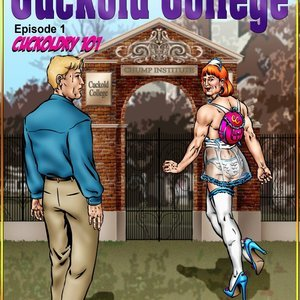 Cuckold College – Issue 1 Blacknwhite Comics