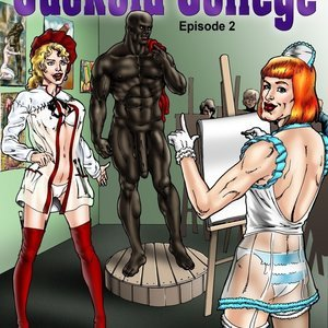 Cuckold College – Issue 2 Blacknwhite Comics