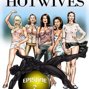 Desperate Hotwives – Issue 2 Blacknwhite Comics