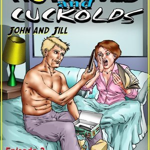 Hotwives and Cuckolds – Issue 2 Blacknwhite Comics