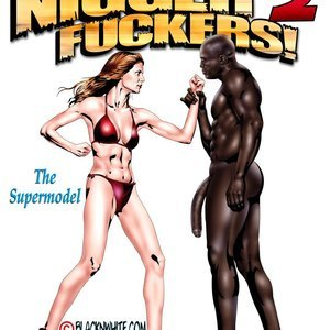 Nigger Fuckers – Issue 2 Blacknwhite Comics