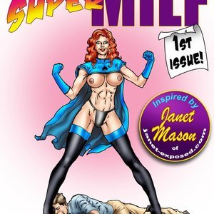 Super Milf Blacknwhite Comics