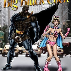 The Big Black Cock Blacknwhite Comics
