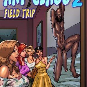 Art Class – Issue 2 (Blacknwhitecomics Comix) thumbnail