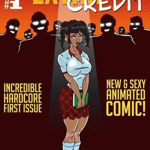 Extra Credit Blacknwhitecomics Comix