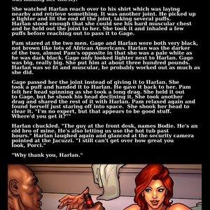 Blacknwhitecomics Comix Reunion Revenge Goes Awry gallery image-024