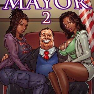 The Mayor – Issue 2 Blacknwhitecomics Comix