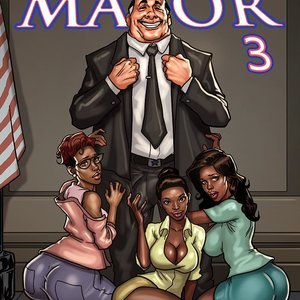 The Mayor – Issue 3 Blacknwhitecomics Comix