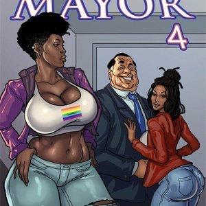 The Mayor – Issue 4 (Blacknwhitecomics Comix) thumbnail