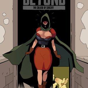 The College of Sorcery (Blackshirtboy Comics) thumbnail