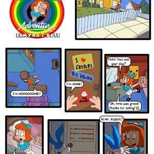 Old Unfinished Comics Blargsnarf Comics