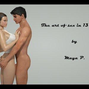 The Art of Sex (Bobby Tally Comics) thumbnail