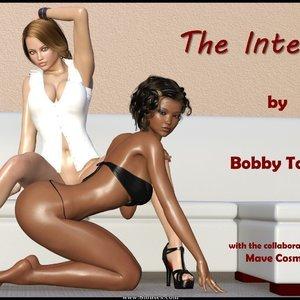 The Interview (Bobby Tally Comics) thumbnail